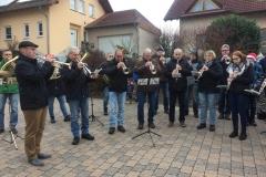 24.12.2018 Flurstraße in Steegen
