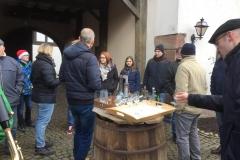 24.12.2018 Hof der Herrenberg Apotheke in Reichenbach