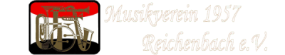 Musikverein 1957 Reichenbach e.V. Logo